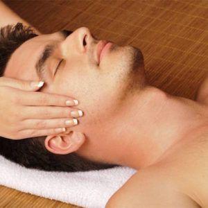 Masaje cráneofacial. 20 minutos