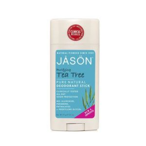 Desodorante Árbol del té roll-on. 89 ml