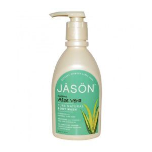 Gel de ducha de Aloe vera. 900 ml