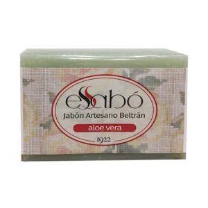 Jabón de Aloe Vera. 100g