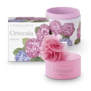 Agua de perfume de Hortensia.100 ml