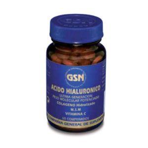 Ácido hialurónico. 60 compr.