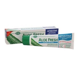 Dentífrico Aloe Fresh dientes sensibles.100ml