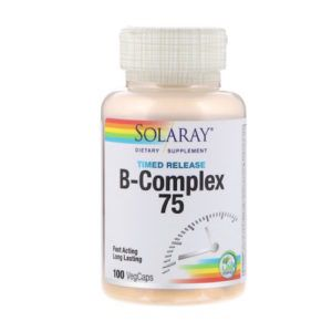 B-Complex 75 100 capsulas