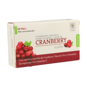 Cranberry cistop – 60 PACs. 30 compr.