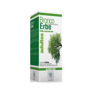 BroncoErbe jarabe adultos. 200 ml
