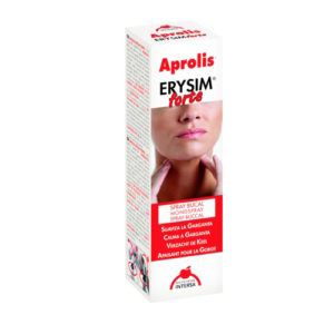 Aprolis ERYSIM forte spray bucal. 20 ml