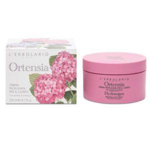 Crema Perfumada para el Cuerpo de Hortensia. 200 ml