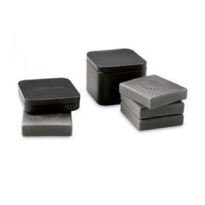 Jabón perfumado Enebro Negro. 3 Uds de 100 gr.