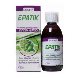 Epatik Detox. 250 ml.