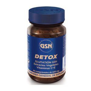 Detox Glutation. 60 compr.