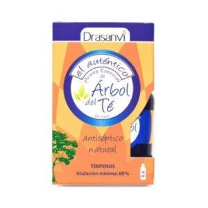 Aceite árbol del té 100%. 18 ml.