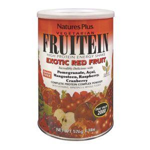 Fuitein Frutos rojos exóticos. 576 gr.