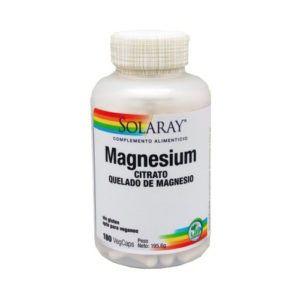 Magnesium. 90 caps.