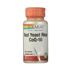 Red Yeast Rice Coq 10. 60 caps.