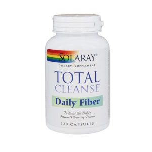 Total Cleanse Daily Fiber. 120 caps.
