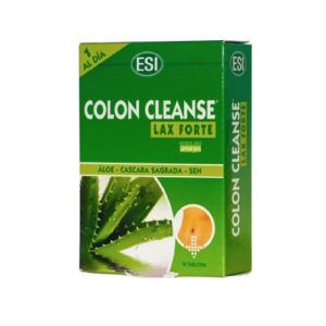 Colon Cleanse Lax Forte. 30 cps.