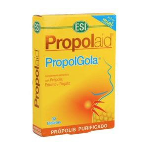 Propolaid Propolgola miel. 30 tabletas.