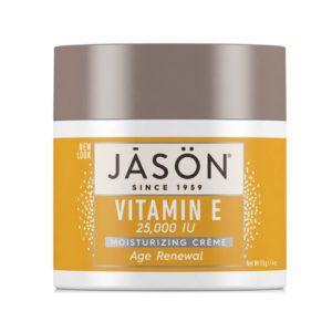 Crema hidratante anti-envejecimiento con vitamina E. 113gr.