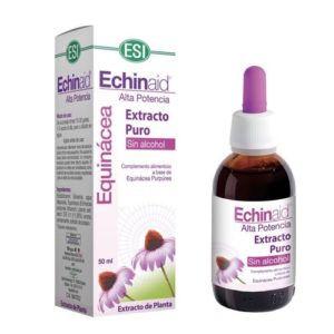 Echinaid extracto puro de Equinácea sin alcohol . 50 ml