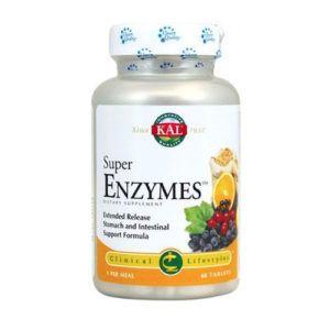 Super Enzymes. 60 compr.