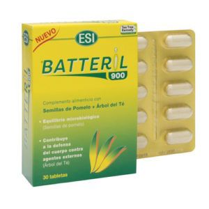 Batteril 900. 30 tabletas