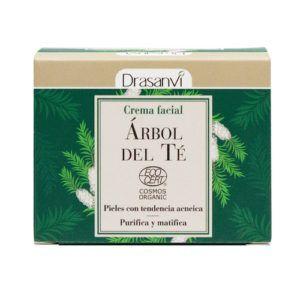 Crema Facial Árbol del Té Ecocert Bio. 50 ml