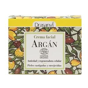 Crema Facial Argán Ecocert Bio. 50 ml