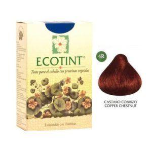 Tintes vegetales Ecotint Castaño Cobrizo 4R
