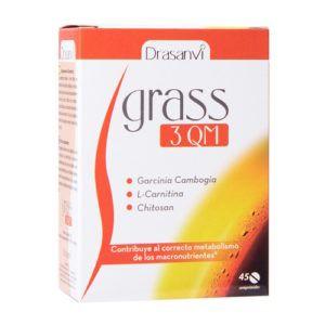 Grass 3 QM. 45 caps.