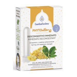 Descongestivo inmediato Phytoallergy. 2 inhaladores de 5 ml