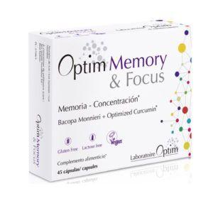 Optim Memory & Focus 45 caps.